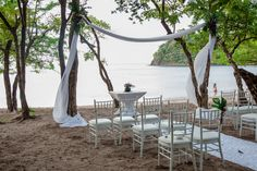 Weddings At Dreams Las Mareas Costa Rica
