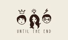 harry potter, the boy who lived, hermione granger the brightest witch of her age, ron weasley, the king - Google Search