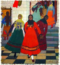 The Girls From Ciadar Lunga, Mihai Grecu - Moldova Moldova, Girls, Paintings, Google, Pretty, House Decorations, Manualidades, Toddler Girls, Daughters