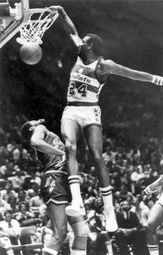 old school NBA: spencer haywood