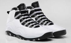 Air Jordan X Steel