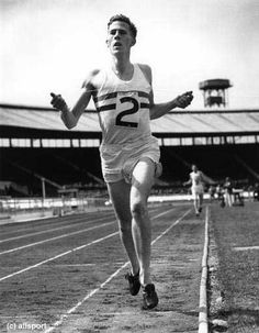 Sir Roger Gilbert Bannister, CBE is an English former athlete best known for running the first mile in less than 4 minutes. In the 1952 Olympics in Helsinki,