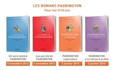 Michel LAFON - Paddington Roman, Album, Cover, Books, Livres, Children, Libros, Book, Book Illustrations