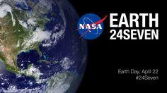 NASA #24Seven Social Media Event
