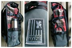 Chrome Customs Bag Collage