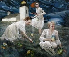 Light Keepers – Limited Edition Signed Print : RJD Gallery