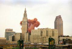 Soltaram 1,5 milhão de balões no céu e…deu ruim
