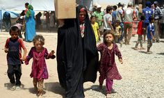 Isis orders all women and girls in Mosul to undergo Female genital mutilation says UN