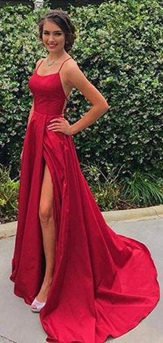 4debd4c84f5 72 Best Red Dress Prom images