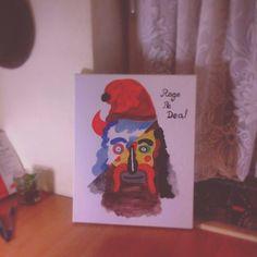 Subcarpati painting
