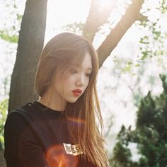 May 2013 – Cuvism] Lee Sung Kyung – Interview – The Sunny Town