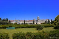 O Mosteiro dos Jerónimos ou Mosteiro de Santa Maria de Belém é um mosteiro português da Ordem de São Jerónimo construído no século XVI. Situa-se na freguesia de Belém, na cidade de Lisboa.