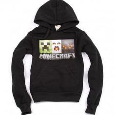 Minecraft Hoodie | Kool Kids Clothing