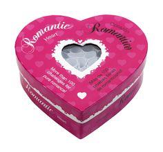 Juego Corazón Romántico 100 Pruebas Llenas de Romanticismo – Tease & Please. El corazón romántico es un juego que estimula los sentidos para ti y tu pareja. Tú o tu pareja sacáis un rollito del corazón con las pinzas. ¿Qué va a suceder? ¿Disfrutaréis juntos de un juego de seducción, de un preludio amoroso?  #juegoseróticos #corazónerótico #fantasiassexuales #juegosdepareja #pruebasromanticas  #erótico  #sorprenderamipareja #regalosoriginales #sexualidad  #sanvalentin #LOVERSpack
