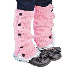 2016 New 1 Pair 5 Colors New Soft Kids Girls Baby Winter Warm Knitted Lace Leg Warmers Trim Boot Cuffs High Knee Socks Lace Boot Cuffs, Knitted Boot Cuffs, Knit Boots, Lace Knitting, Crochet Lace, Kids Girls, Baby Kids, Cute Headbands, Warm Socks