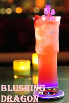 <b>Take on a new adventure by broadening your drinking palette with these tropical twist on classic cocktails!</b>