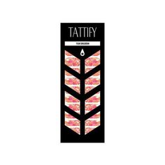 Tattify Abstract Nail Wraps - Give it Up Yea (Set of 22)