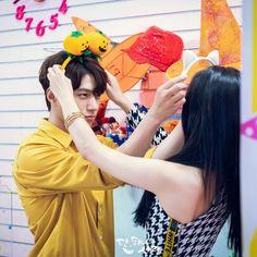 Angel's Last Mission: Love (단, 하나의 사랑) - Drama - Picture Gallery All Korean Drama, Korean Drama Romance, Korean Dramas, Kdrama, Kim Myungsoo, Snapchat Girls, Bts Love Yourself, Woollim Entertainment, Ulzzang Couple