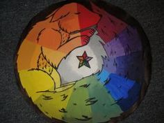Color Wheel Print By SineSpes On DeviantArt