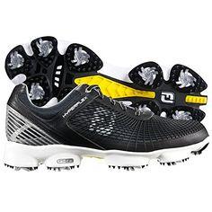 FootJoy HYPERFLEX Golf Shoes - Black 10 D(M) US 3a84c5d1021
