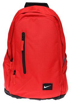 Mochila Nike - Color rojo con negro
