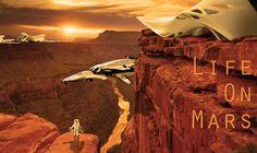 Life on Mars #Photoshop