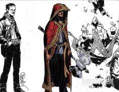 Dr. Strange art by Chris Bachalo