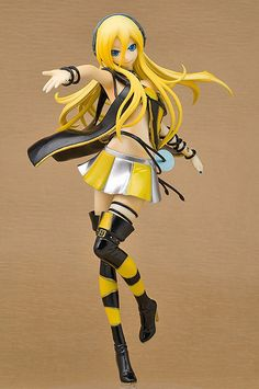 Furyu Lily from Anim.o.v.e Premium Figure Japan Vocaloid official in Collectibles, Animation Art & Characters, Japanese, Anime | eBay