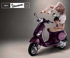 Vespa Ad LX Italy