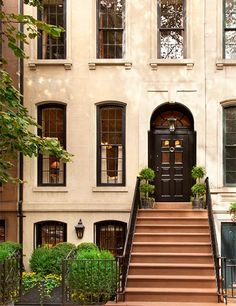 STATS 5 BEDROOMS 6 BATHS 4,500 SQ. FT. $14 MILLION   Situated on Manhattan's Upper East Side, this five-story traditional townhouse was built in 1910 and features re-imagined interiors designed by Jeffrey Bilhuber. Its prime location is just three blocks from Central Park.
