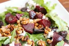 Roasted Pear and Goat Cheese Salad — Faithful Workouts | Christian Fitness