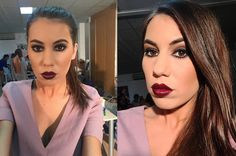 Tendinte in make-up pentru sezonul toamna-iarna - Revista FPM - Fashion Premium Magazine Make Up, Magazine, Beauty, Fashion, Moda, Fashion Styles, Magazines, Fasion, Beauty Makeup