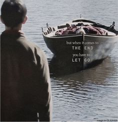 If it had actually ENDED, then I could. But it's not over for Merlin so it's not over for the fans. :(