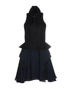MCQ BY ALEXANDER MCQUEEN Short Dress. #mcqbyalexandermcqueen #cloth #dress #top #skirt #pant #coat #jacket #jecket #beachwear #