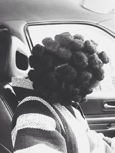 BANTU KNOTS ON AND POPPING