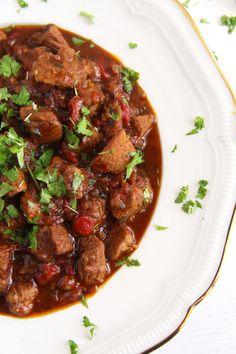 Romanian Lamb Stew Dish