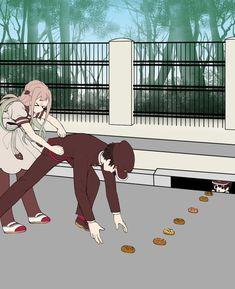 # 地 縛 少年 花子 く ん # jibak Hanako boy group. Otaku Anime, Manga Anime, Toilet Boys, Anime Demon, Marceline, Anime Characters, Character Design, Funny Memes, Fan Art