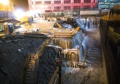 Ground Zero flooded.  Obama declares NY disaster; Sandy death toll rises - Weather | NBC News