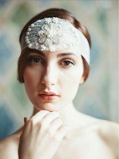 Liv Hart's bridal headpieces, Preston Bailey's Blog, Bridal Headpieces, Lace Headpieces, ...