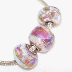 Wonderful glass beads, Australian made, too! $40.00 AUD