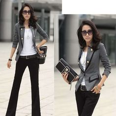 Women's Business Suit Separates - Pants, Jackets, Skirts & Vests