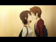 Kokoro Connect - Inaba x Taichi Moments Part 2 Kokoro Connect, Arakawa Under The Bridge, Kuzu No Honkai, Anime Trap, Nijiiro Days, Anime Bleach, Anime Tumblr, Anohana, Shugo Chara