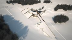 AT +1650M: Designing for Vasilitsa Ski Center diploma project is about conceiving and designing a skiers' reception building at the lowest point of Vasilitsa Ski Center in Grevena, Greece.