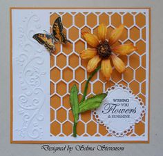 Selma's Stamping Corner and Floral Designs: Cheery Lynn