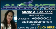 Alliance In Motion OPP presentation: Aim Global-Airene Video Presentation
