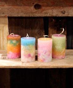 Candle JUNE / キャンドル W:7cm× H:10cm
