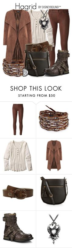 """""""Hagrid"""" by leslieakay ❤ liked on Polyvore featuring Koral, Chan Luu, Patagonia, Leatherock, Monsoon, UGG Australia, women's clothing, women, female and woman"""