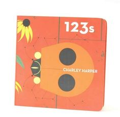 """123's"" book by Charlie Harper, $9.95, Eden. Juice Gift Guide, 2011"