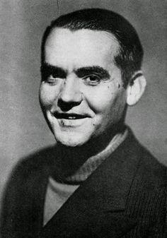 Búscame en el ciclo de la vida: 714. Federico García Lorca.