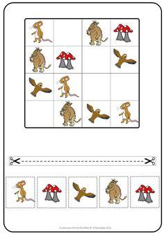 Gruffalo sudoku